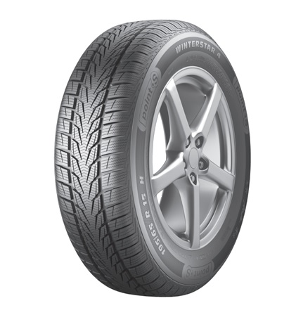 Point S Winterstar 4  88 T  (560 kg 190 km/h)  195/60R15